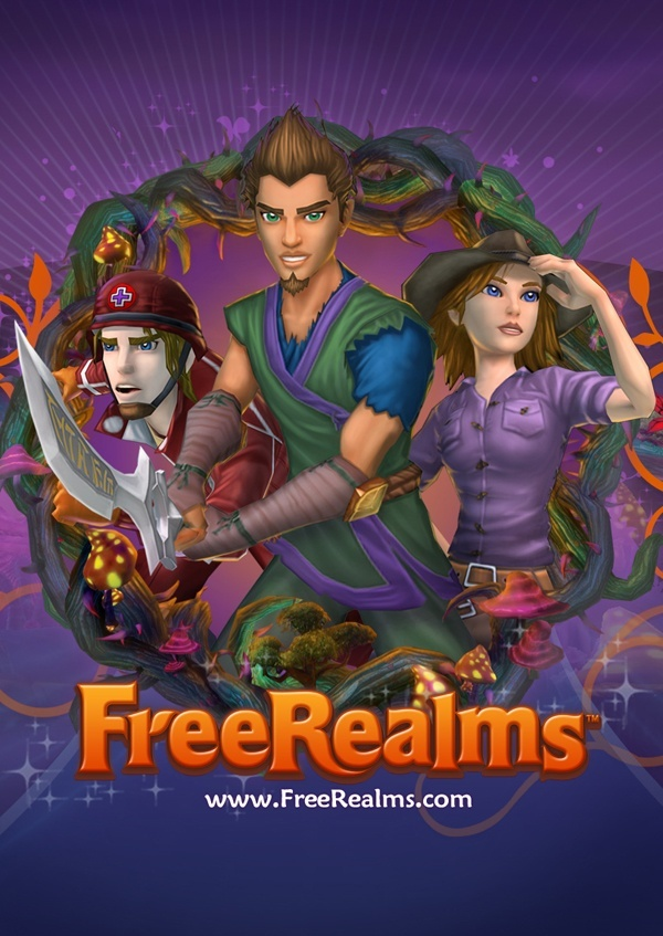 Cover zu Free Realms