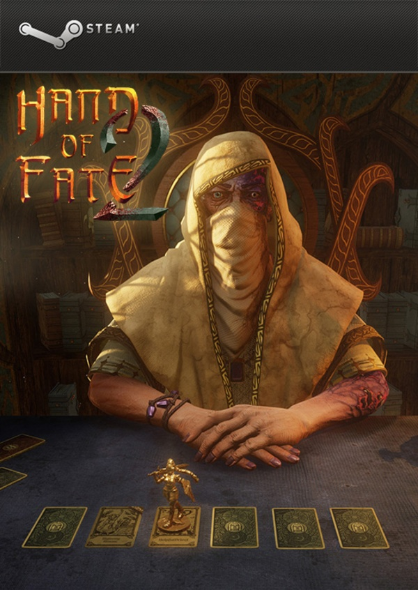 Cover zu Hand of Fate 2