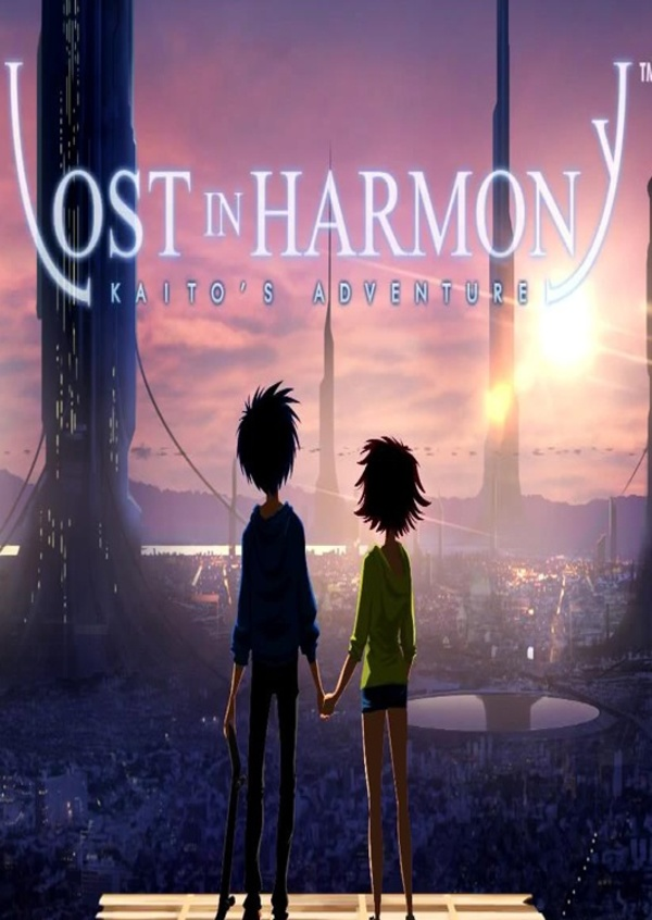 Cover zu Lost in Harmony