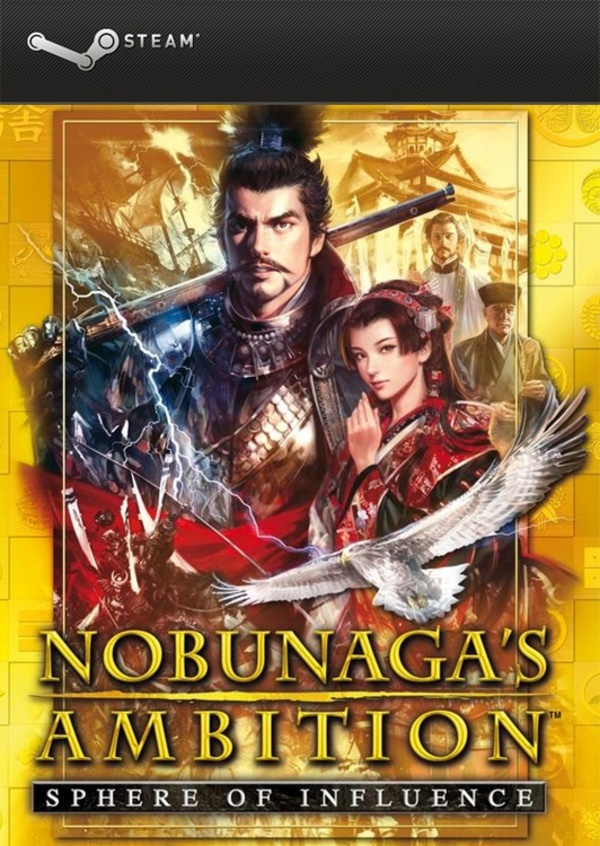 Cover zu Nobunaga's Ambition: Sphere of Influence