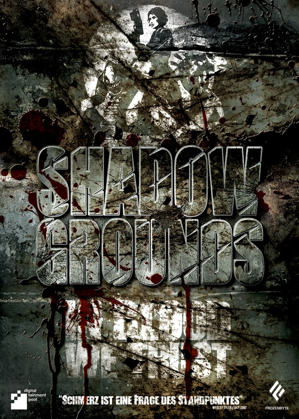 Cover zu Shadowgrounds