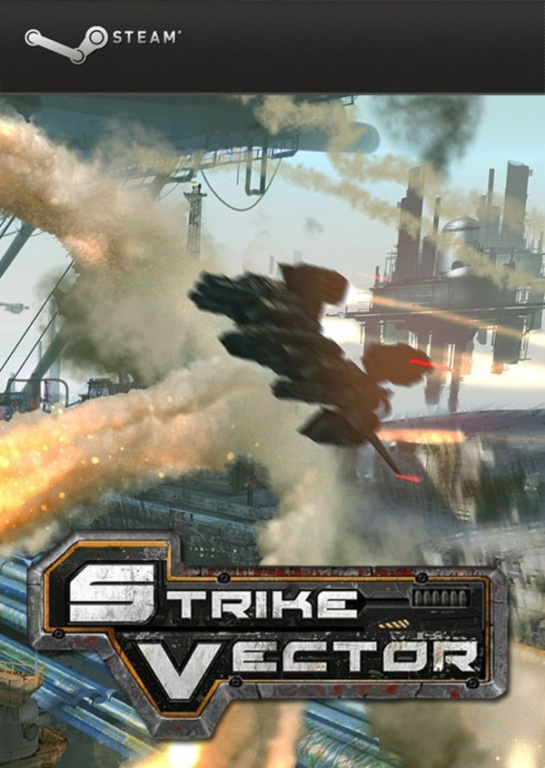 Cover zu Strike Vector