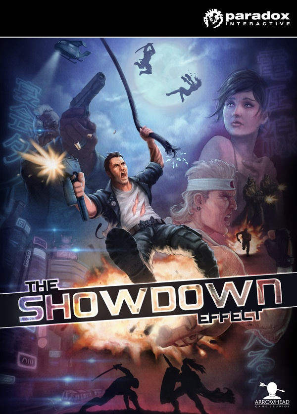 Cover zu The Showdown Effect
