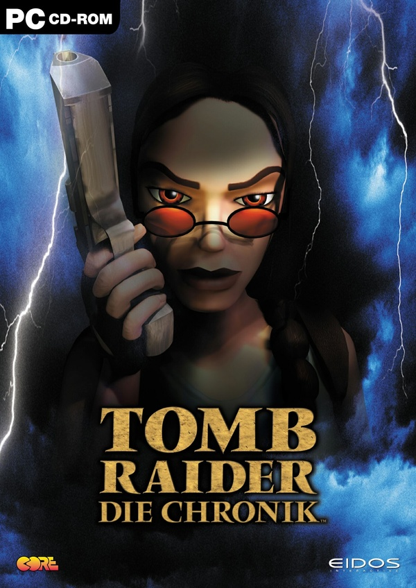 Cover zu Tomb Raider 5: Die Chronik