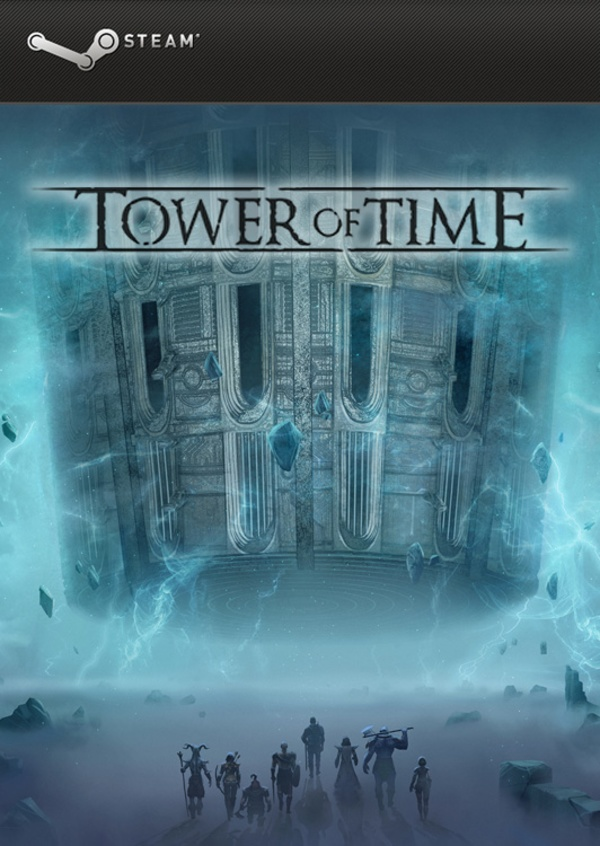 Cover zu Tower of Time