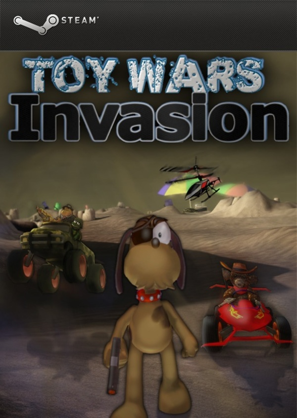 Cover zu Toy Wars Invasion