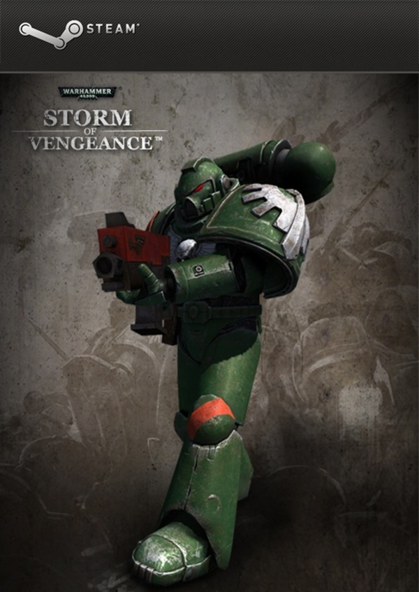 Cover zu Warhammer 40.000: Storm of Vengeance