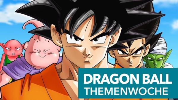Themenwoche zu Dragon Ball auf GamePro vom 12. - 16. August