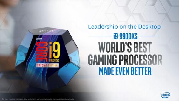 Intels Core i9 9900KS - TDP steigt im Vergleich zum 9900K deutlich an