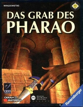Grab des Pharao