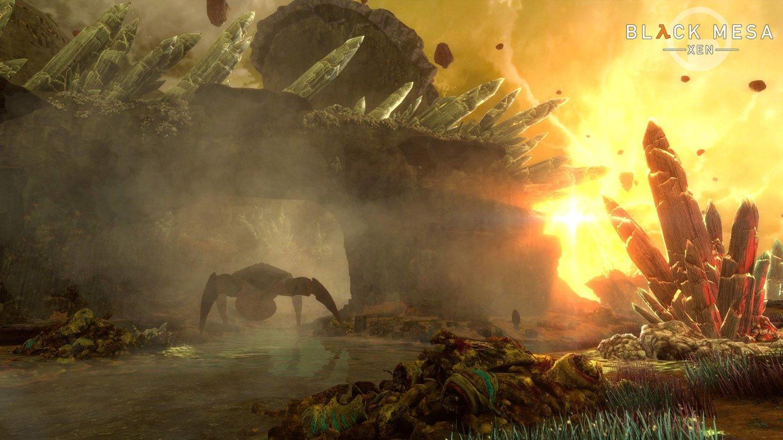 Black Mesa - Xen-Level im Half-Life-Remake machen Fortschritte