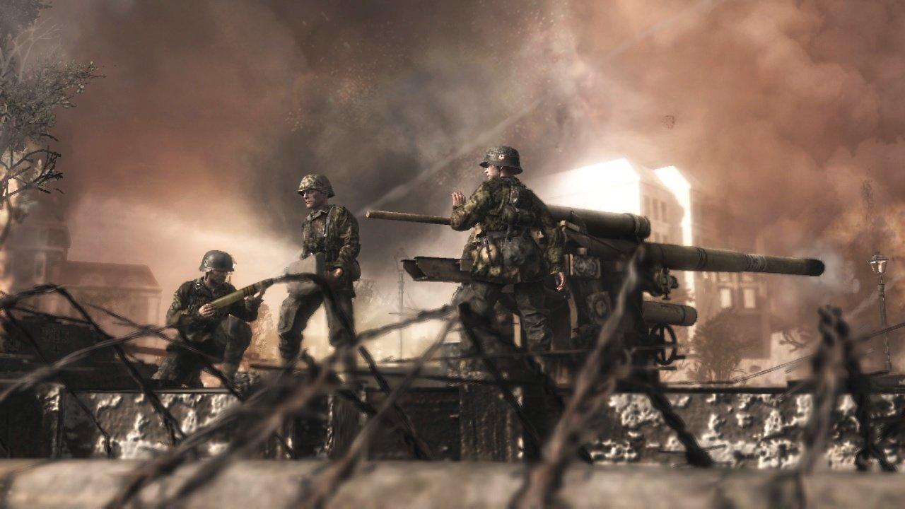 Call of Duty: World at War - »Der beste Shooter dieses Weihnachten ...