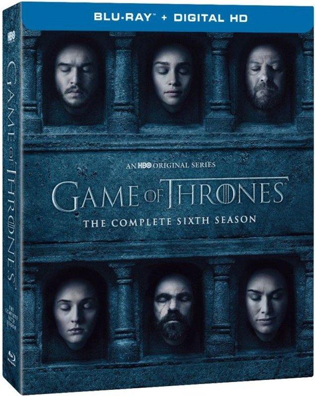 Game Of Thrones Staffel 6 Dvd Blu Ray Termin Und Bonus Material