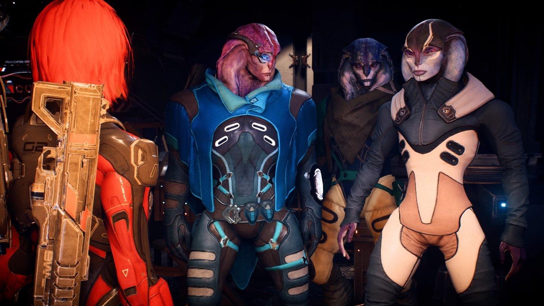 Mass Effect Andromeda Alle Enden Und Die Wichtigsten