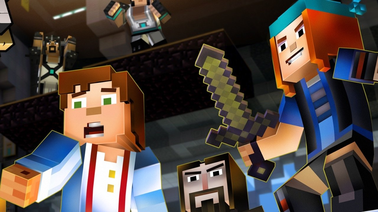 Minecraft Story Mode Episode Ab Sofort Kostenlos Für Alle - Minecraft story mode kostenlos spielen pc