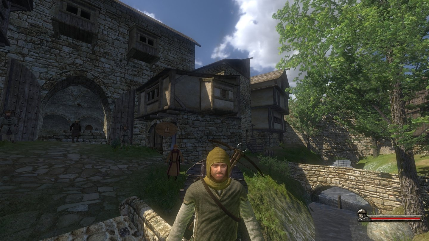 mount blade warband im test packende ritterschlachten im mehrspielermodus gamestar. Black Bedroom Furniture Sets. Home Design Ideas