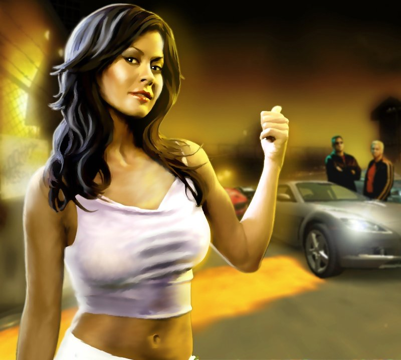 The Fast And The Furious Und Need For Speed Gamestar