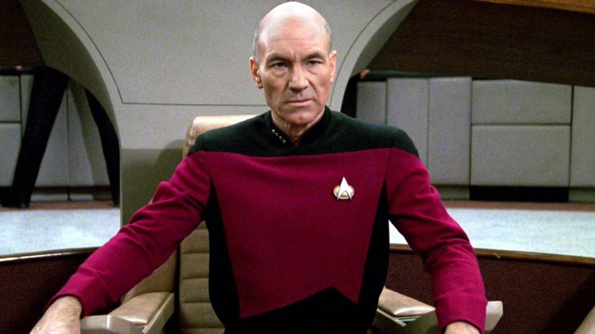 4a2d62cb7636c Eine neue Star-Trek-Serie bringt Patrick Stewart als Jean-Luc Picard zurück.  TV-Start Ende 2019 geplant.
