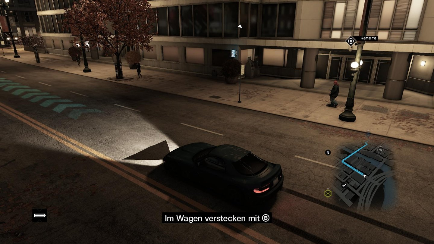 The Worse Mod Watch Dogs