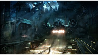 Batman: Arkham Origins Artworks + Konzeptgrafiken
