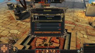 <b>Bloodline Champions</b><br>PC-Screenshots aus der Test-Version