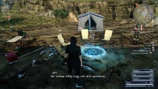 Final Fantasy 15 Königswaffen Karte.Final Fantasy 15 Test Ein Königlich Guter Pc Port