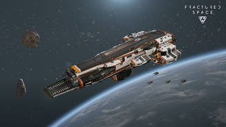 Fractured Space - Release-Screenshots