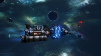Into the Stars - Screenshots zum Update 0.2