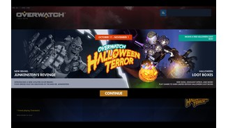 Overwatch Halloween-Event 2016