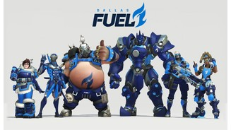 Overwatch League - Alle neuen Team-Skins: Dallas Fuel