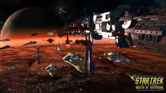 Star Trek Online - Screenshots aus der Erweiterung »Agents of Yesterday«