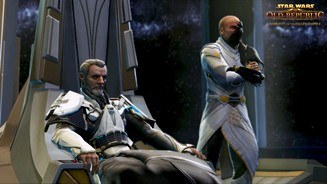 Star Wars The Old RepublicGamescom-Screenshots aus »Knights of the Fallen Empire«