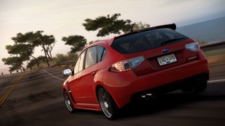 <b>Need for Speed: Hot Pursuit</b><br/>Subaru Impreza WRX STI