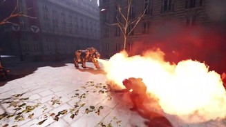 Wolfenstein: Cyberpilot - Screenshots aus dem Trailer