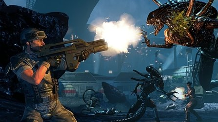 Aliens: Colonial Marines - Vorschau-Video: Action statt Horror