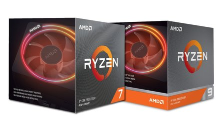 AMD Ryzen 3000 im Test - Ryzen 9 3900X & Ryzen 7 3700X vs. Core i9 9900K