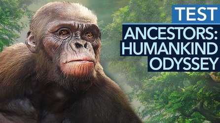 Ancestors: The Humankind Odyssey - Test-Video zum Evolutionsspiel