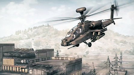 Apache: Air Assault - 30-Sekunden-Trailer mit Gameplay