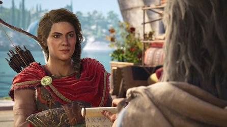 Assassin's Creed: Odyssey - 8 Minuten Gameplay mit der neuen Heldin Kassandra