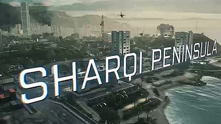 Battlefield 3. Back to Karkand - Gameplay-Trailer zu Sharqi Peninsula