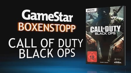 Call of Duty: Black Ops - Boxenstopp zur PC-Version