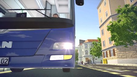 Bus Simulator 16 - Teaser-Trailer