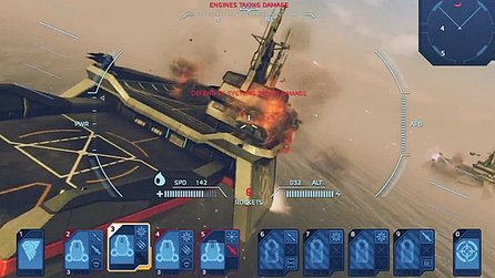 Carrier Command: Gaea Mission - Trailer zur Xbox-360-Version