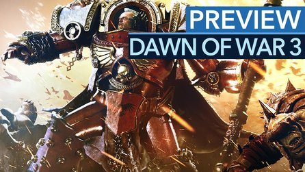 Dawn of War 3 - Multiplayer-Preview: Nostalgie-Trip oder MOBA-Murks?