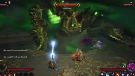 Diablo 3 - Walkthrough-Video der Konsolen-Fassung von der E3
