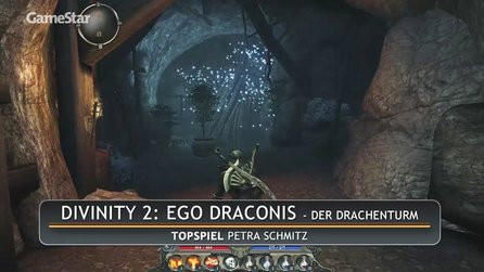 Divinity 2: Ego Draconis - Test-Video: Der Drachenturm