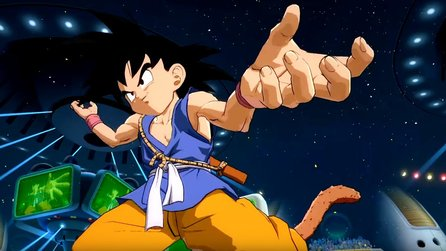 Dragon Ball FighterZ - DLC-Trailer zeigt GT-Goku & vierfachen Super-Saiyajin in Aktion