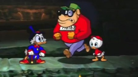 DuckTales Remastered - Launch-Trailer mit Gameplay aus dem Enten-Jump&Run