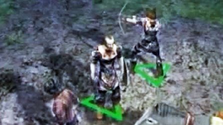 Dungeon Siege - Test-Video