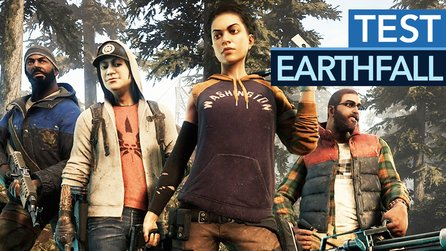 Earthfall - Test-Video: